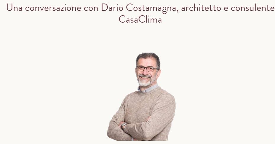 Intervista a Dario Costamagna - Copertina