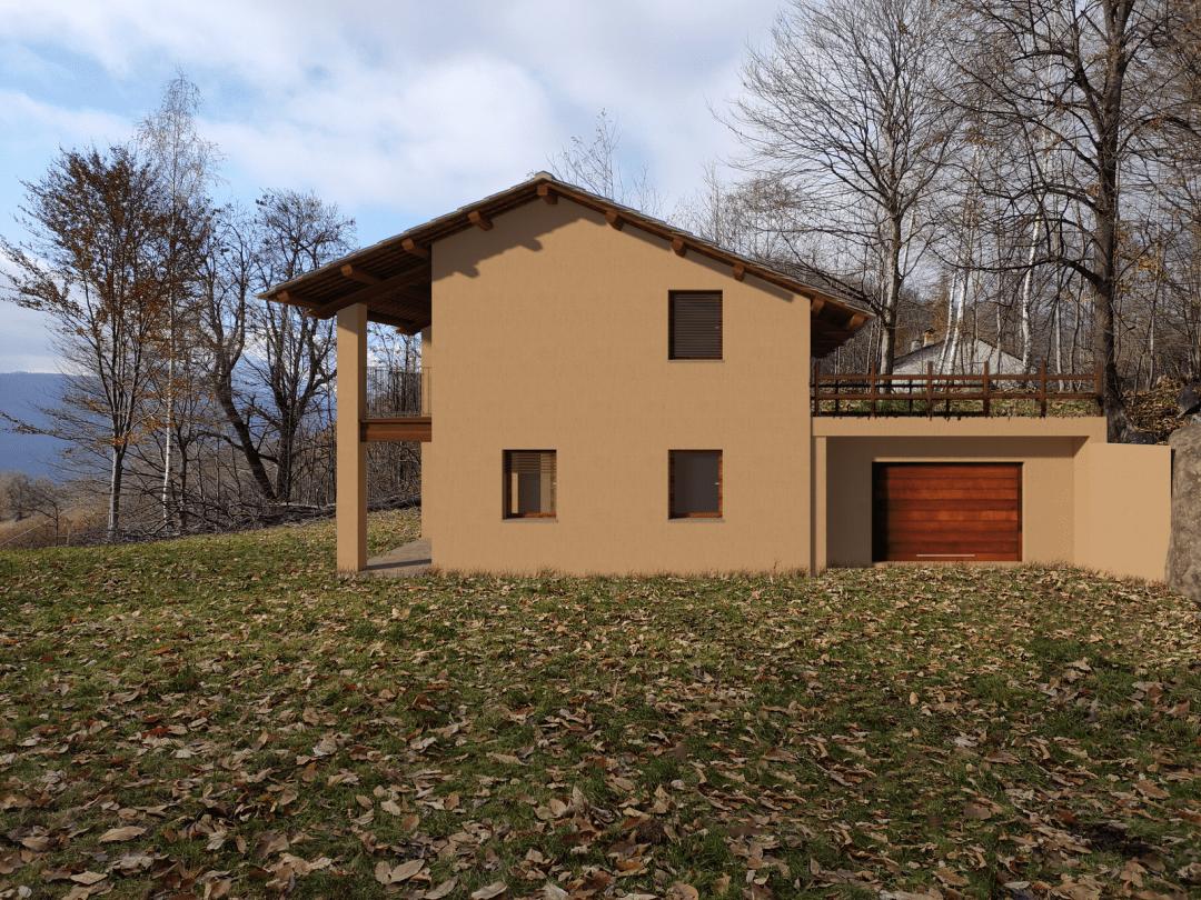 Casa Rutnera – Tradizione valchiusellese ed innovazione tecnologica