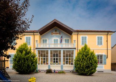 Levaldigi: CasaClima School