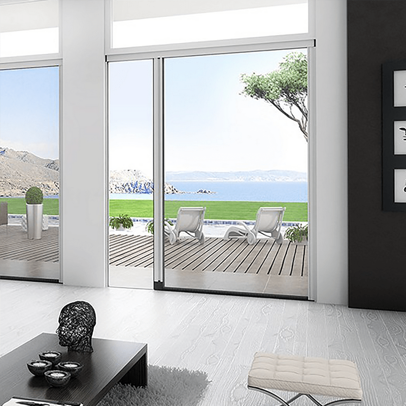 Serie 80 Energy - Icona - Serramento in legno lamellare